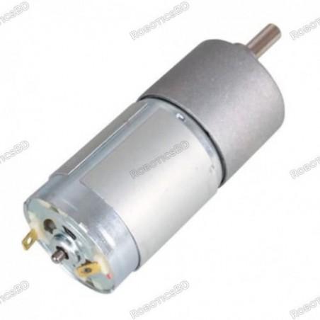 60 RPM 12 Volt DC High Torque Gear Motor
