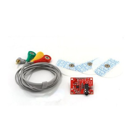 AD8232 ECG Measurement Module Kit