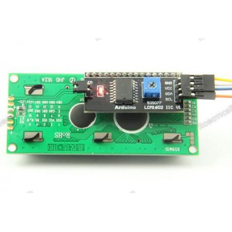 I2C LCD Adapter Module