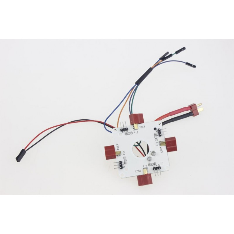 T-Plug-Head Power Distribution Board