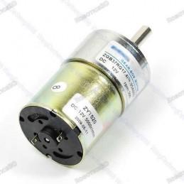 High Torque Gear Motor 12V DC 300 RPM
