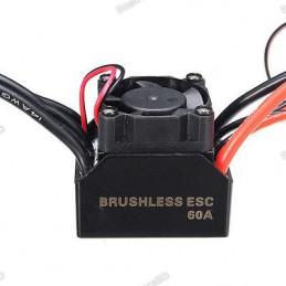 3650 Brushless Motor 3930KV + 60A Waterproof BEAST Series ESC