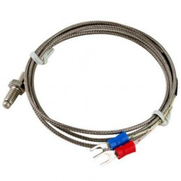 K Type Thermocouple Sensor Probe for Temperature Controller