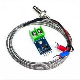 MAX6675 Module + K Type Thermocouple Sensor (Arduino compatiable)