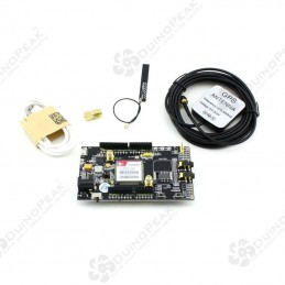 GPRS GSM GPS Bluetooth All in one SIM808 Shield for Arduino