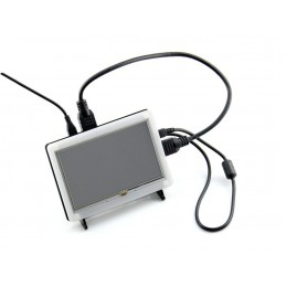 5inch HDMI LCD (B) + Bicolor case (Original Waveshare)