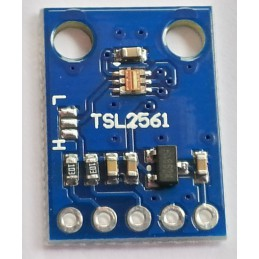 TSL2561 Luminosity & Infrared Light integrating sensor