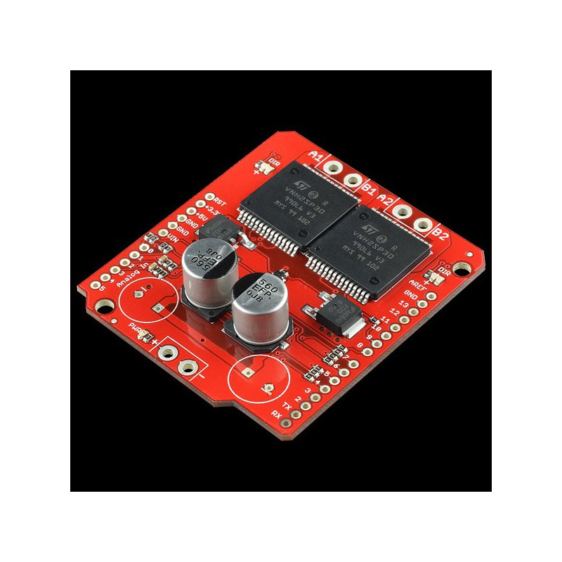 Monster Moto Shield Dual VNH2SP30 Motor Driver Module 30A