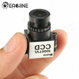 Eachine 1000TVL 1/3 CCD 110 Degree 2.8mm Lens Mini FPV Camera NTSC PAL Switchable