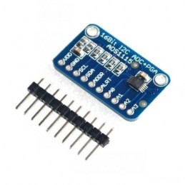 ADS1115 16 Bit I2C 4 channel ADC Module