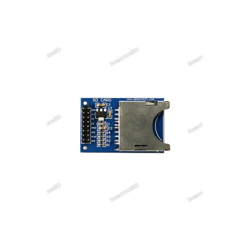 Arduino SD card Module