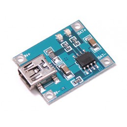 TP4056 5V Mini USB Charger Module