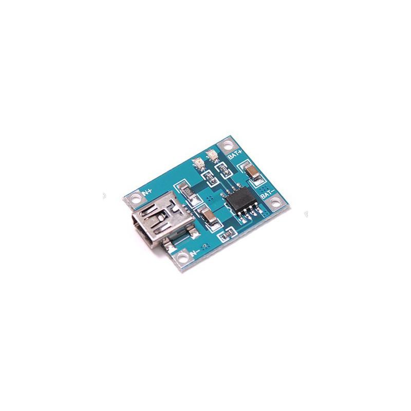 TP4056 5V Mini USB Charger Module