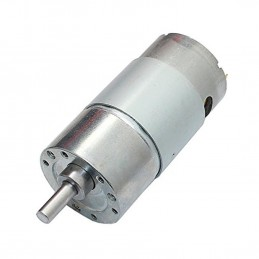60 RPM 12 Volt DC High Torque Gear Motor