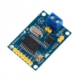 MCP2515 CAN Bus Module TJA1050 Receiver SPI Module For Arduino