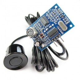 Ultrasonic Transducer Waterproof Distance Measuring Sensor Module