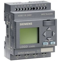 Siemens Logo 6ED1052-1FB00-0BA6