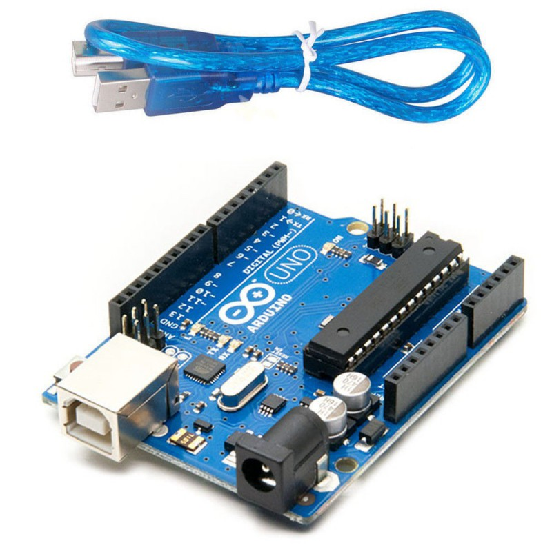 Arduino Uno R3 (Made in Italy)
