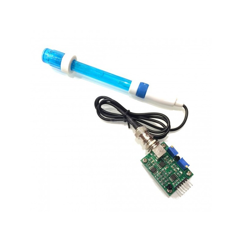 Analog pH Sensor / Meter Kit For Arduino