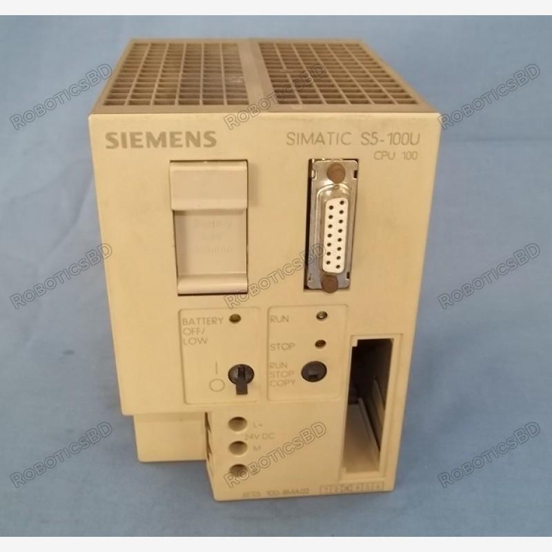 Simatic S5 6ES5 100-8MA02
