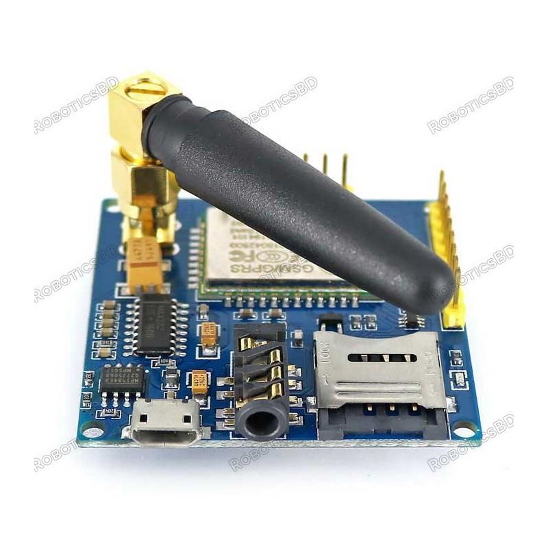 A6 Pro Serial GPRS GSM Module Core Developemnt Board