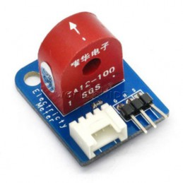AC 0~5A Analog Current Meter Module Ammeter Sensor Board for Arduino