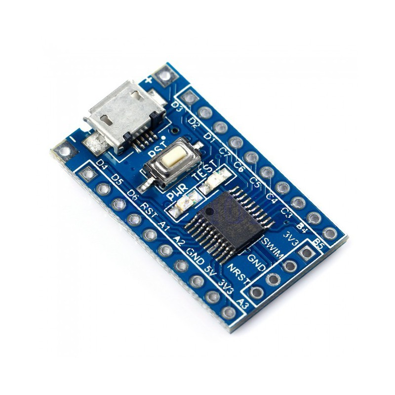 STM8S103F3P6 ARM STM8 Minimum System Development Board Module (Arduino Compatible)