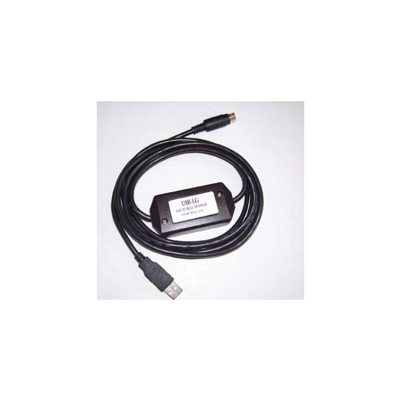 LG PLC Programming Cable for K120 K80