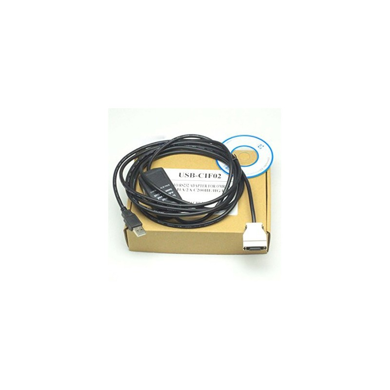 Omron PLC Programming Cable(USB-CIF02)