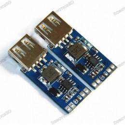 DC-DC 9V/12V/24V to 5V USB Step Down Power Module 2A