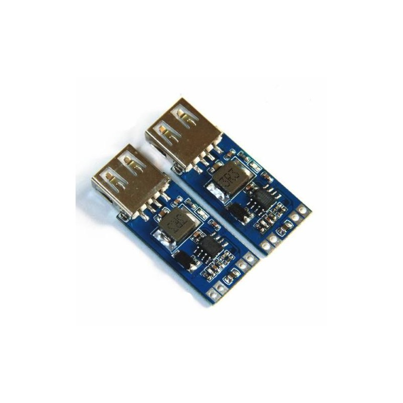 DC-DC 9V/12V/24V to 5V USB Step Down Power Module 2A