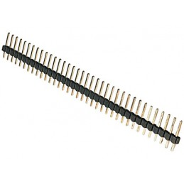 Male Pin Header Single Row  ( Short )