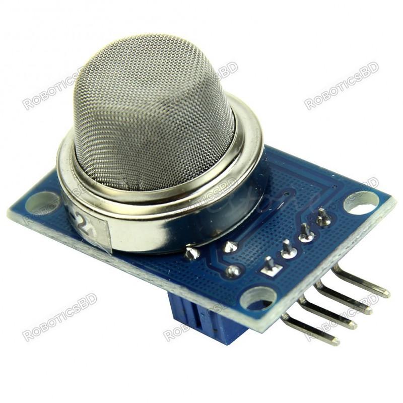 MQ-2 Flammable Gas & Smoke Sensor