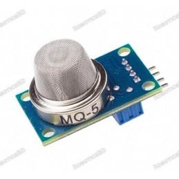 MQ-5 Smoke Gas Detector Sensor
