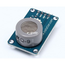 MQ-9 Gas Leakage Detection Sensor