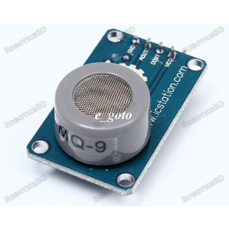 MQ-9 Gas Leakage Detection Sensor