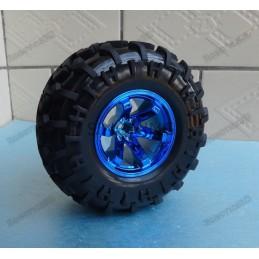 Off-Road Wheels - 120x60mm (2 pack)