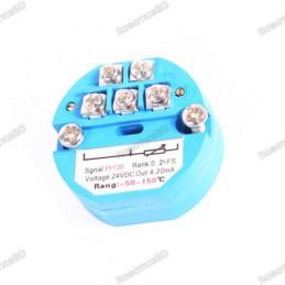 4-20MA -50~150℃ RTD PT100 SBW Temperature Sensor Transmitter Module