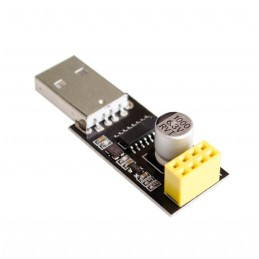 CH340 USB to ESP8266 Serial Wireless Wifi Module Adaper Board CH340 ESP-01 Development Microcontroller For Arduino
