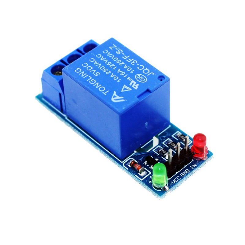 1 Channel 5V Relay Module Arduino