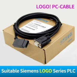 Siemens USB-LOGO Series PLC Programming Cable (Isolated)