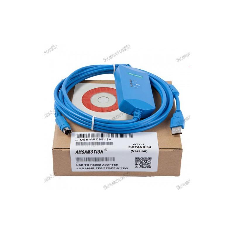 Panasonic FP0 AFC8513 PLC Cable