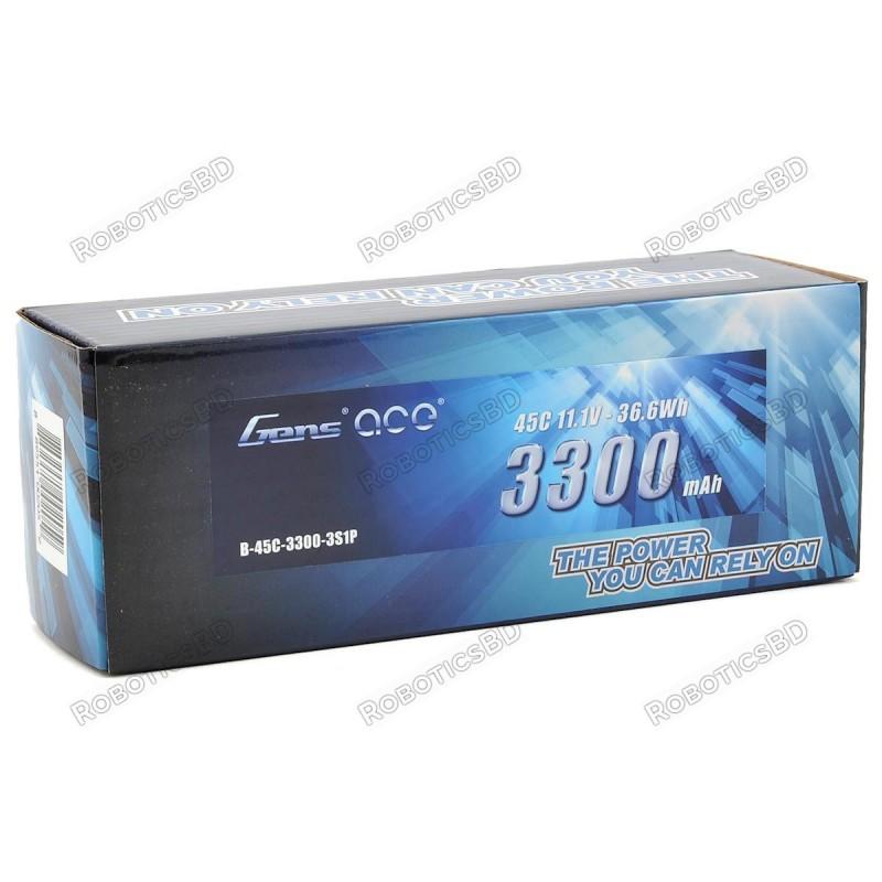 Gens ACE Lipo Battery 3300mAh 11.1V