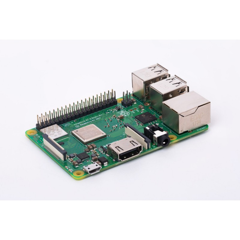 Raspberry Pi 3 Model B+ (Made in UK)