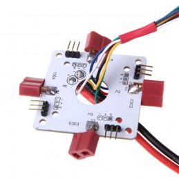 T Plug Power Distribution Board for RC Quadcopter