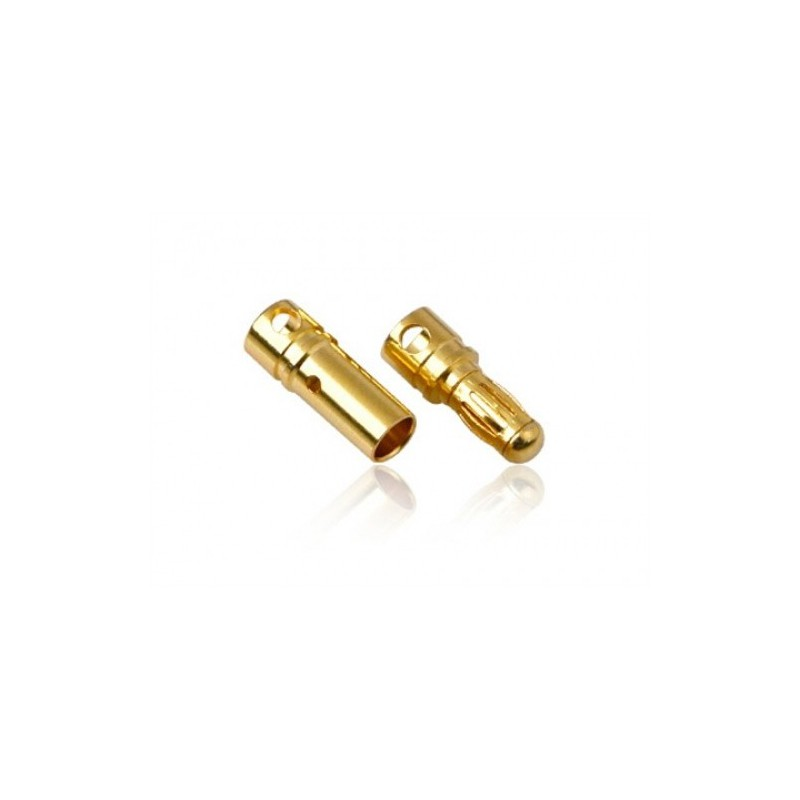 PolyMax 3.5mm Gold Connectors (1pair)
