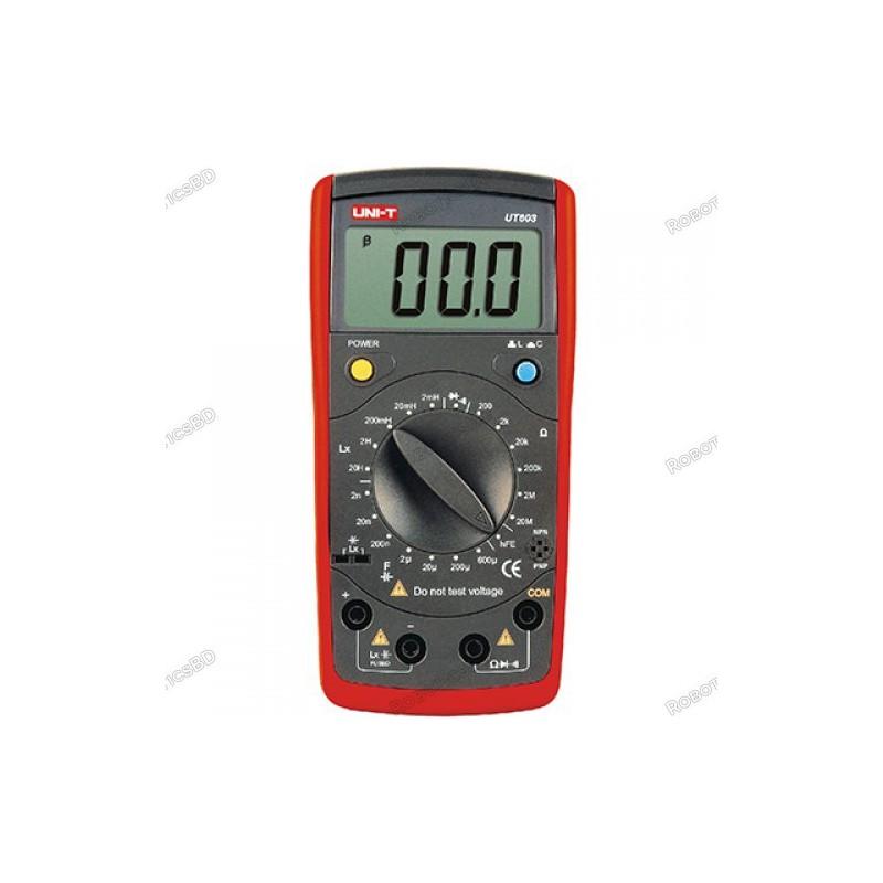 UT890D Digital Multimeter