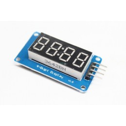 TM1637 LED Display Module for Arduino