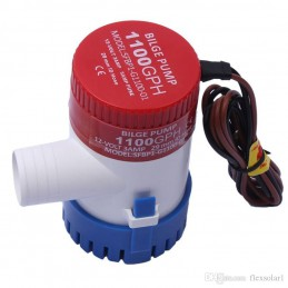 1100 GPH 12V Submersible Marine Boat Bilge Water Pump