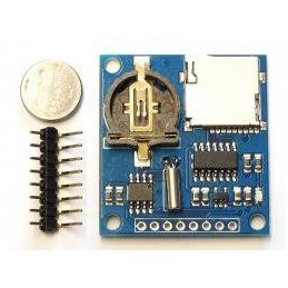 Mini Data Logger Module with battery